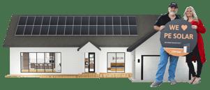 pe-solar-house-with-customer