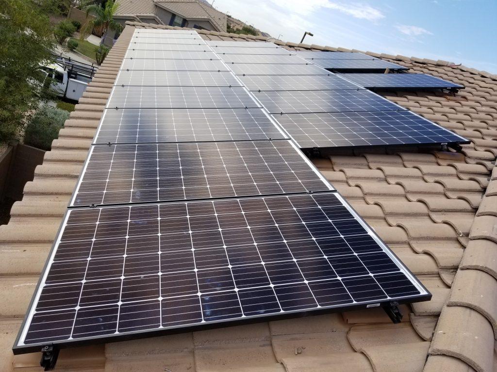 Solar Panels Peoria AZ
