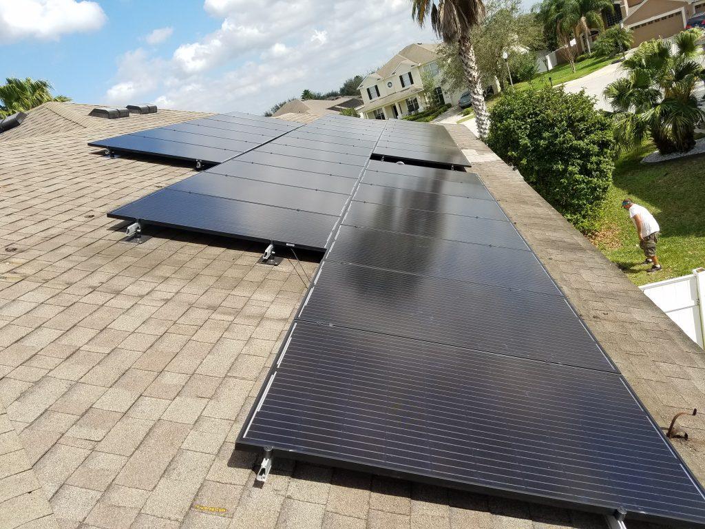 Solar Panels Hunter Creek FL