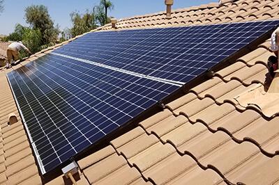 Solar Panels Goodyear AZ