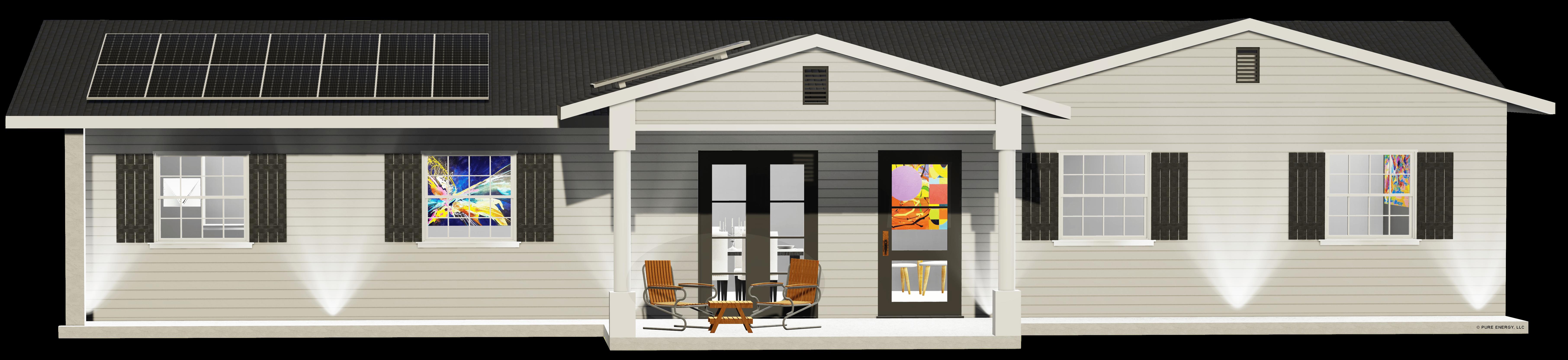 White-luxury-house-with-solar-panels--1